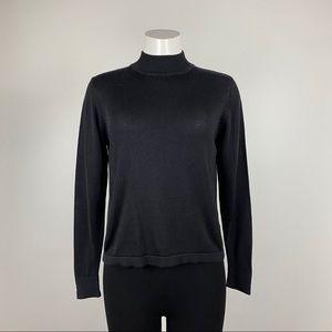 Vintage High Neck Lightweight Sweater